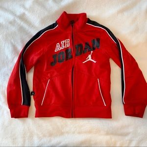 Air Jordan, Boys Zip-up Jacket, Sz 4T